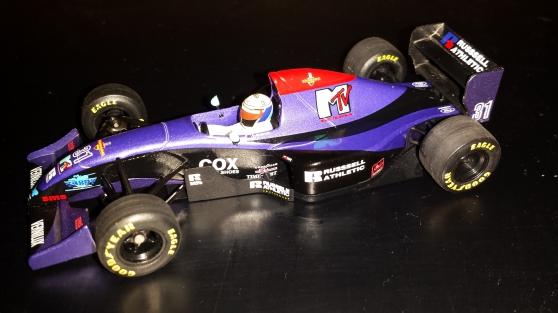 F1 1/43 Minichamps - Onyx - Hotwheels, e - Photo 4