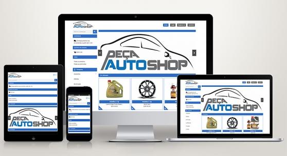 Annonce occasion, vente ou achat 'Solution de vente en ligne complète'