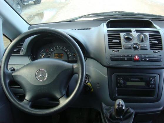 Mercedes Vito combi 109 cdi extra-long - Photo 3