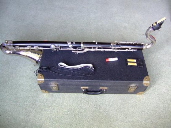 Annonce occasion, vente ou achat 'Bass Clarinet, Selmer Paris'