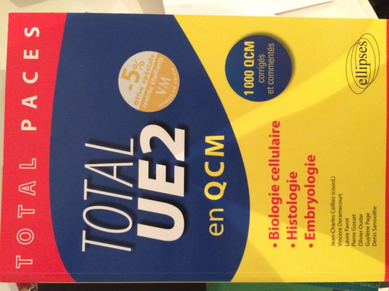 total ue2 / total ue1 - Annonce gratuite marche.fr