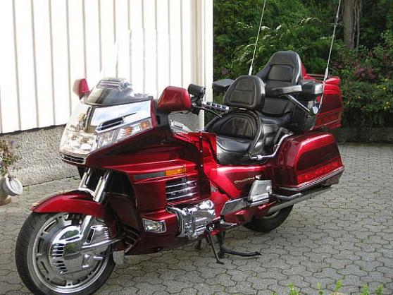 Moto Goldwing 1500 GL