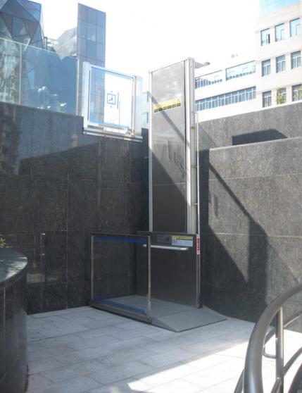 Ascenseurs pour Fauteuil roulant-PMR