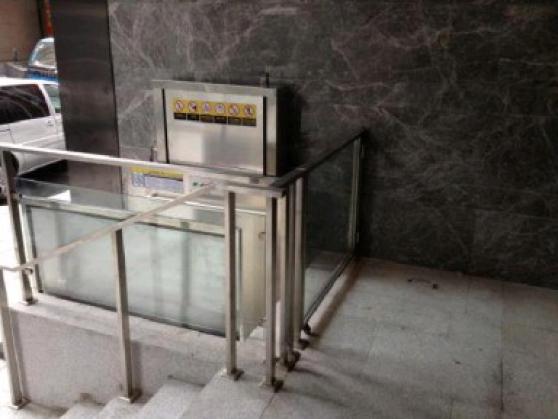Ascenseurs pour Fauteuil roulant-PMR - Photo 3