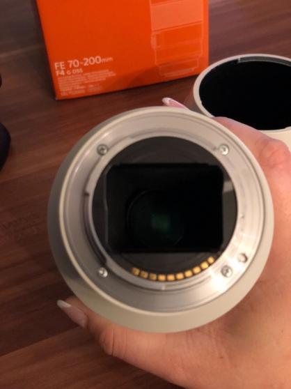 Sony Alpha SEL70200G 70-200 mm f/4.0 OSS - Photo 3