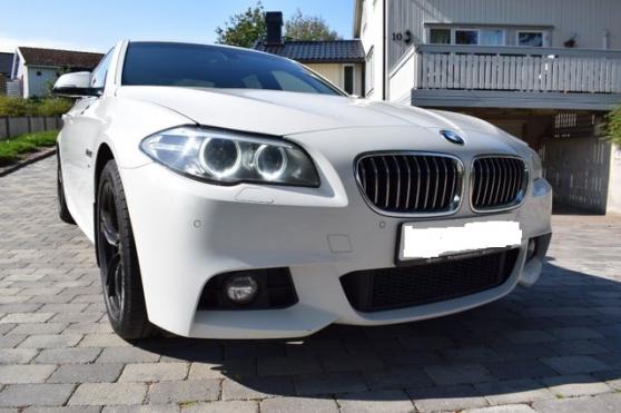 BMW 5-serie 520DXDrive/