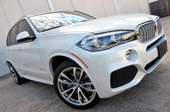 2018 BMW X5 HeadUp