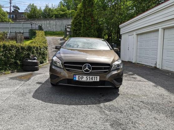 Annonce occasion, vente ou achat 'Mercedes-Benz A-Klasse'