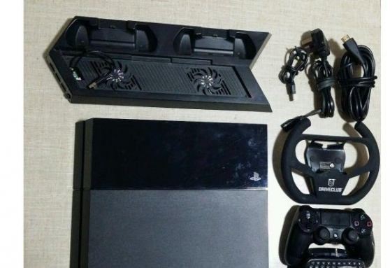 Annonce occasion, vente ou achat 'Sony ps4 51 jeux 2000 gb hd (2 to) conso'