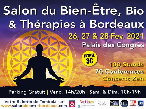 Annonce occasion, vente ou achat 'Salon du Bien-être, Bio et Thérapies'
