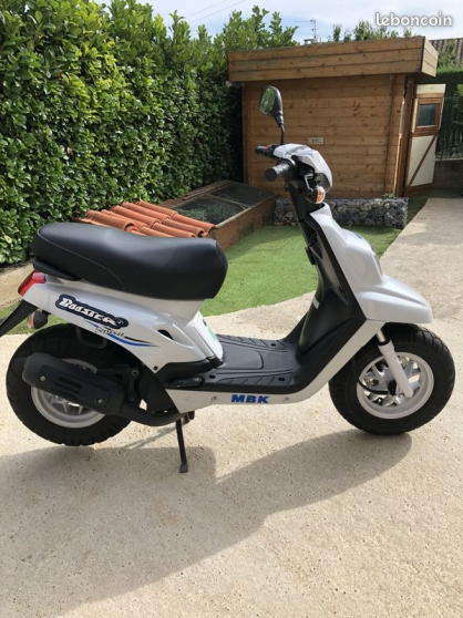 Scooter MBK booster spirit 50cc