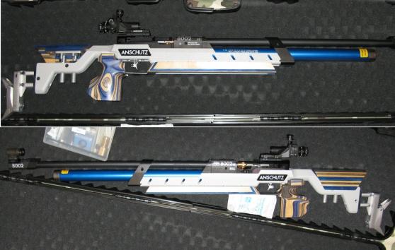 Annonce occasion, vente ou achat 'Carabine ANSCHUTZ 8002 S2'