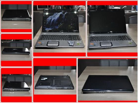 HP Pavilion DV9001ea de 17 pouces