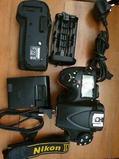 Annonce occasion, vente ou achat 'Nikon D810 boitier nue avec batterie gri'
