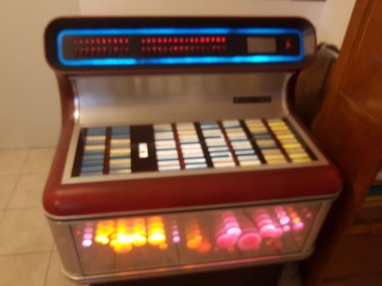 Annonce occasion, vente ou achat 'reparateur jukebox'
