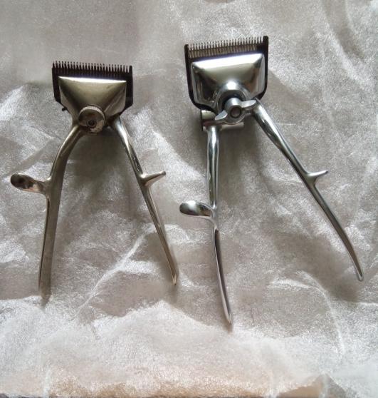 Annonce occasion, vente ou achat 'Tondeuses à cheveux et à barbe'