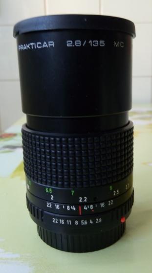 Objectif 135 mm