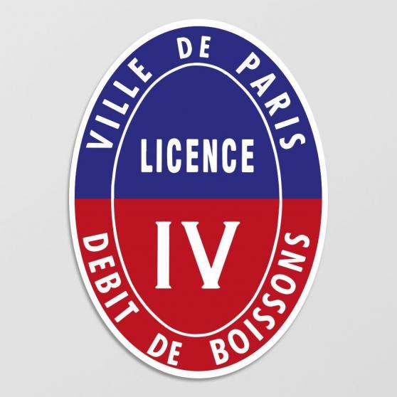 Loue Licence 4 à Paris