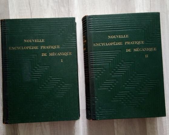 Encyclopédie pratique de mécanique