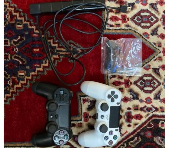 PS4 Pro + 10 Jeux + 2 Manettes + Caméra - Photo 3