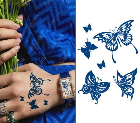 Annonce occasion, vente ou achat 'Tatouage Ephémère au Jagua Stickers'