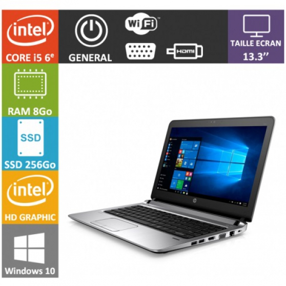 Annonce occasion, vente ou achat 'HP Pro Book 403 G3'