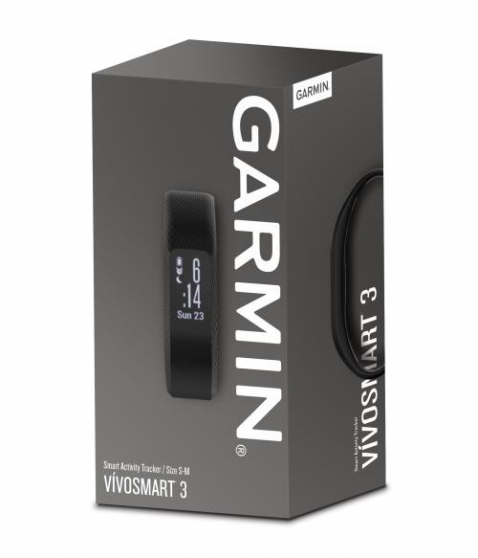 Annonce occasion, vente ou achat 'Montre Garmin Vivosmart 3 – Taille S/M'
