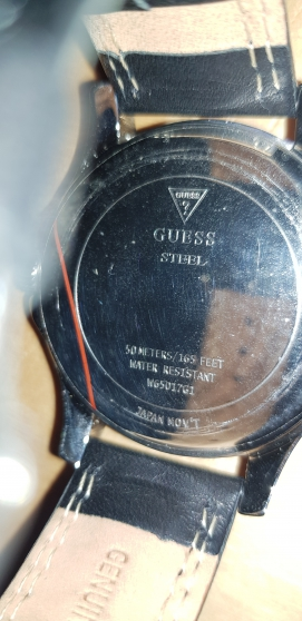 Montre Homme Guess – Skyline - Photo 3