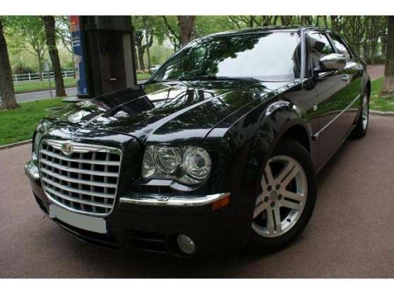 Chrysler 300 C touring 3.0 crd 218 bva