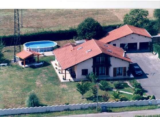 DAX (4km)-Maison T7 (150 m²)+dépendances