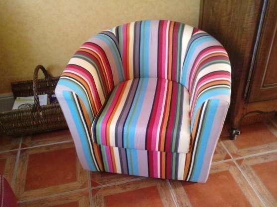 Annonce occasion, vente ou achat 'fauteuil cabriolet'
