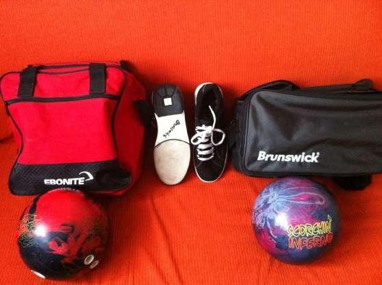 Annonce occasion, vente ou achat 'lot de bowling'