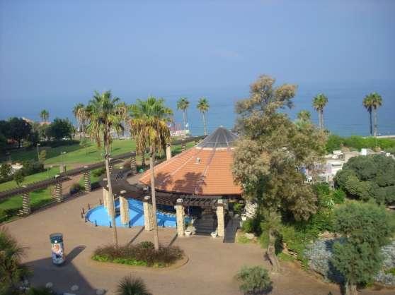 A louer en juillet à Nethania – Israël.