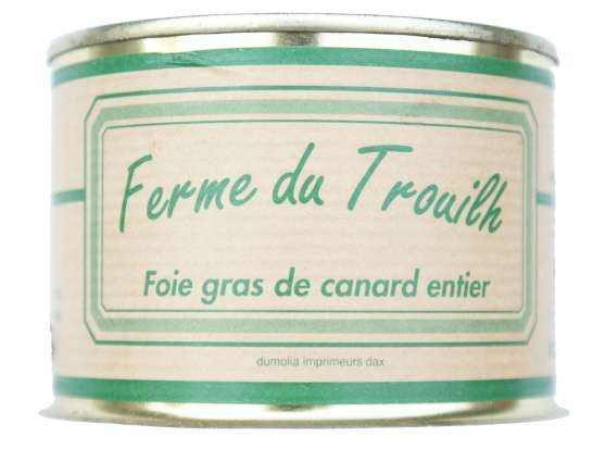 Foie gras 100% Landais