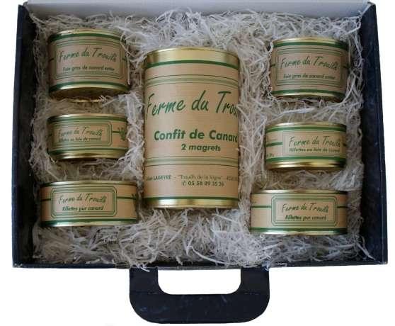 Foie gras 100% Landais - Photo 3