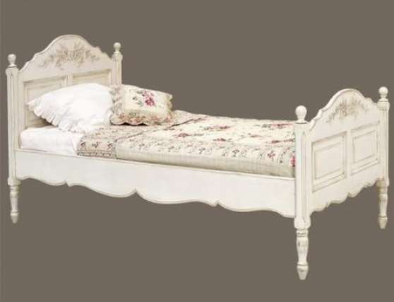 lit romance country corner interior 39 s duclair meubles. Black Bedroom Furniture Sets. Home Design Ideas