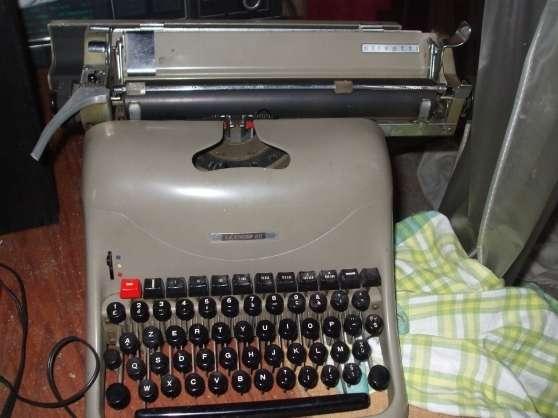 Annonce occasion, vente ou achat 'machine à ecrire'