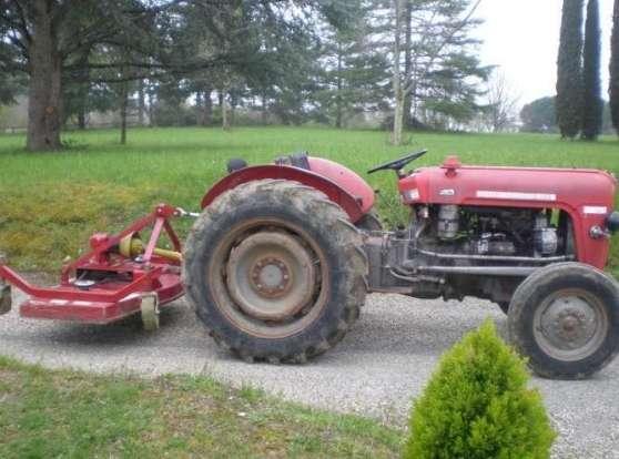 Tracteur pony 821 jardin nature mat riels aubigny au - Le bon coin tracteur tondeuse ...