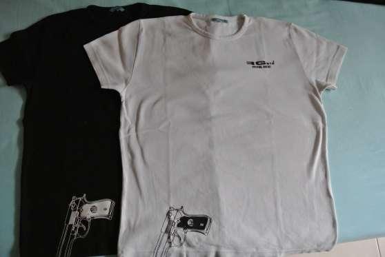 Lot de 2 T-Shirts RG512