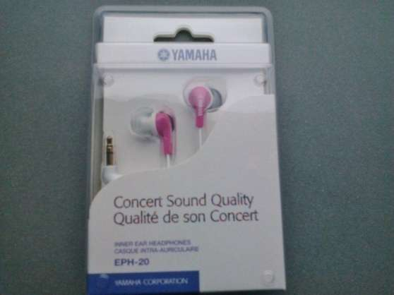 Ecouteurs intra-auriculaire Yamaha EPH-2