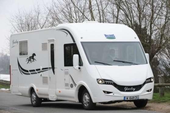 camping car mc louis yearling 878 claye souilly caravanes camping car camping car claye. Black Bedroom Furniture Sets. Home Design Ideas