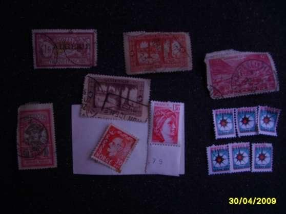 timbres à alès - Annonce gratuite marche.fr
