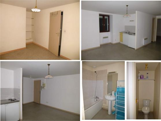 Annonce occasion, vente ou achat 'Appartement F2 38 m² BOURGES CENTRE'