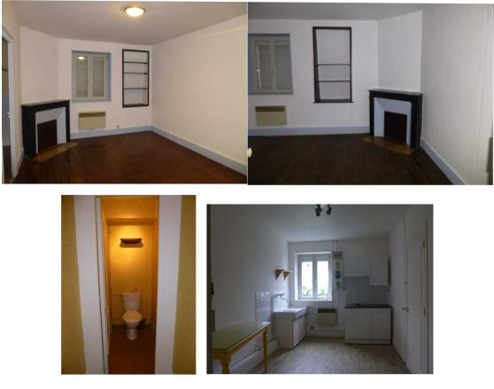 Annonce occasion, vente ou achat 'Appartement F2 50 m2 CENTRE BOURGES'