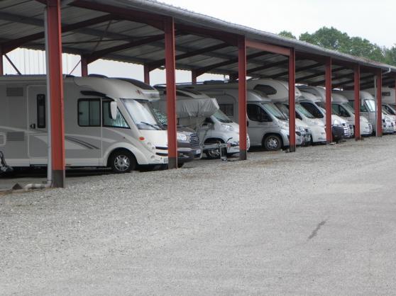 hivernage camping car caravane