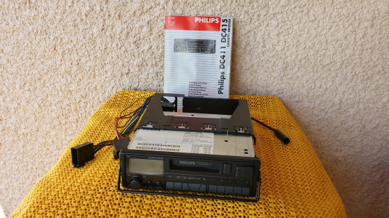 Autoradio K7 Philips