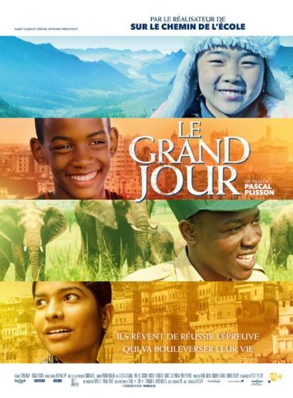 """Petite Annonce : 2 places de ciné """"le grand jour"""" - 2 places de cinéma pour le film """"LE GRAND JOUR""""de Pascal"""