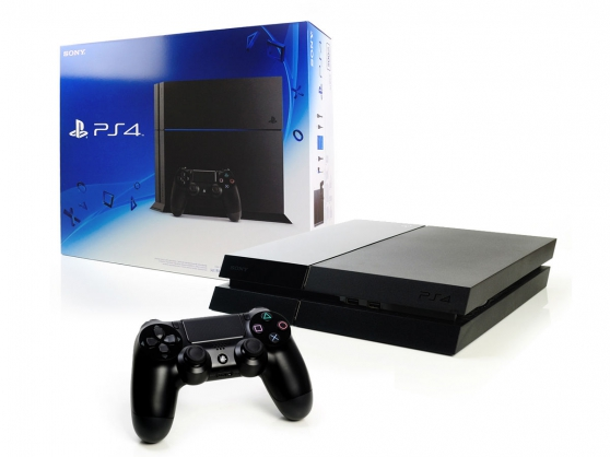 Sony ps4 console 500gb + dualshock 4