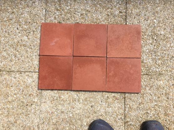 carreaux rouges sol ch tillon coligny mat riaux de construction mat riaux de construction. Black Bedroom Furniture Sets. Home Design Ideas