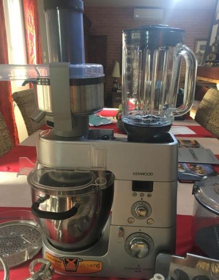 robot cooking chef - Annonce gratuite marche.fr